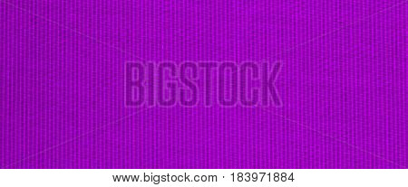 The puple fabric with texture a background