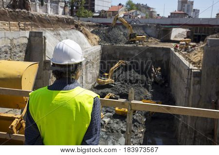 Subway Construction Engineer