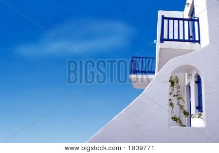 Greek Dream Home