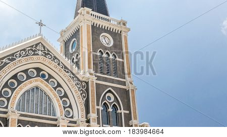 The Cathedral Of The Immaculate Conception