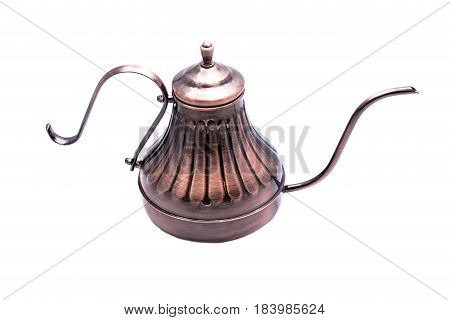 Kettle For Coffee Isoloted