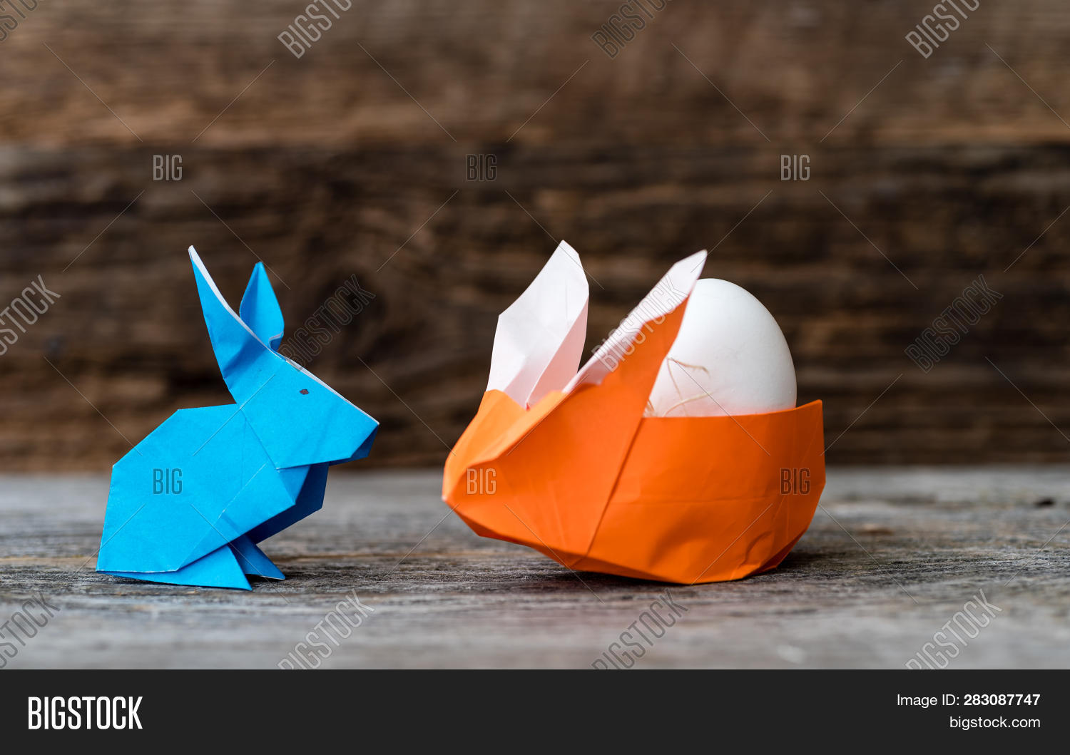Easy DIY Origami Easter Bunnies | Shelley Makes | 1059x1500
