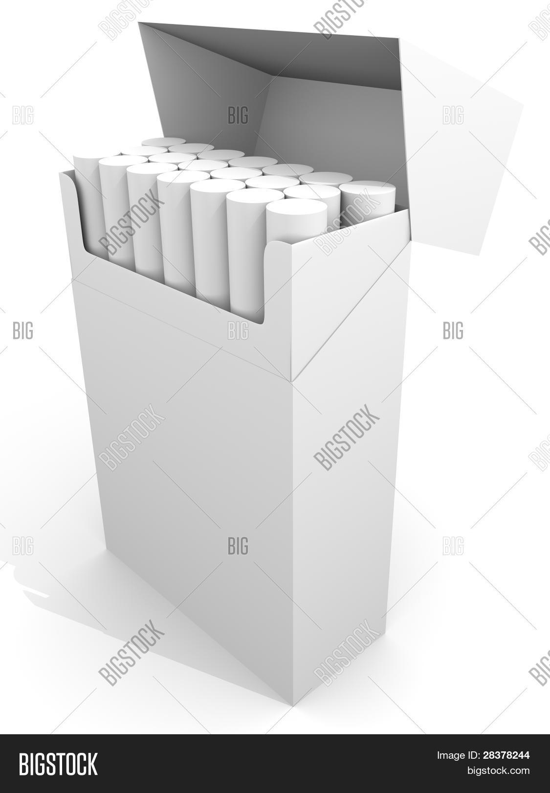 Cigarettes Box Image & Photo (Free Trial) | Bigstock