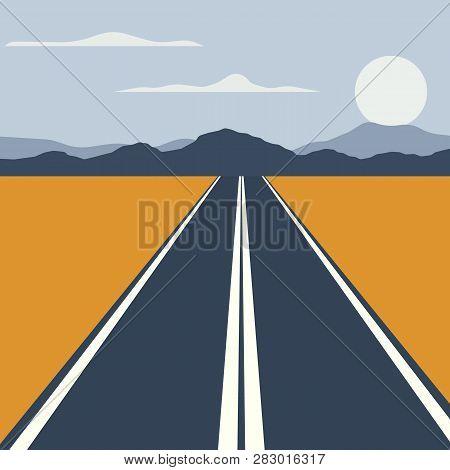 Road Trip Background