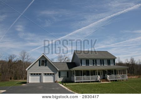 Home With Garages