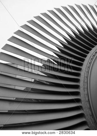 La turbina en las centrales atómicas en Suiza