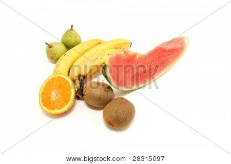 Frutis and vitamins