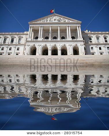 Portugal-parlament