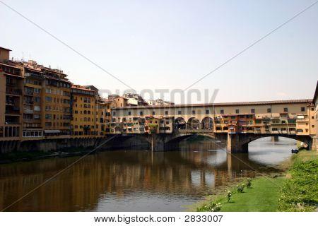 Italian Old Bridge