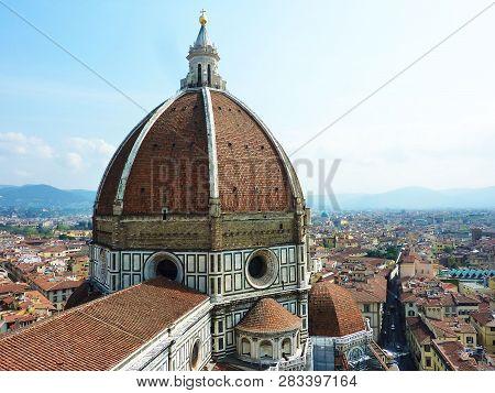 Duomo, Cathédrale Santa Maria Del Fiore, Florence (firenze), Toscane, Italie