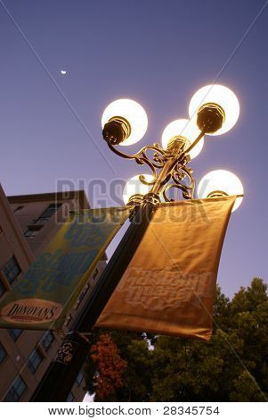 Gaslamp Quarter - San Diego, CA