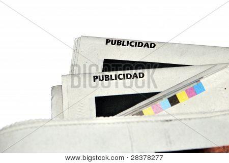 Publicidad Words