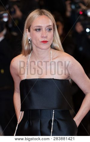 CANNES, FRANCE - MAY 10: Chloe? Sevigny attends the screening of Cold War during the 71st Cannes Film Festival at Palais des Festivals on May 10, 2018 in Cannes, France.