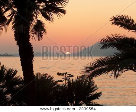 Sunset Wallaper