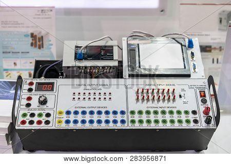 Advance Technology Automatic Programmable Logic Controller Plc  High Precision And Accuracy Equipmen
