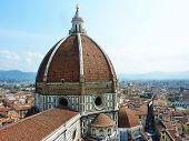 Duomo, Cathйdrale Santa Maria del Fiore, Florence (Firenze), Toscane, Italie poster