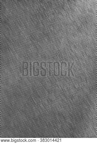 Abstract Distressed Overlay Vintage Texture With Slanted Lines Effects Vector Illustration