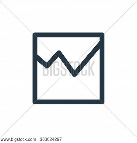 graphic icon isolated on white background from user interface collection. graphic icon trendy and mo