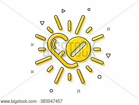 Medicine Pills Sign. Medical Drugs Icon. Pharmacy Medication Symbol. Yellow Circles Pattern. Classic