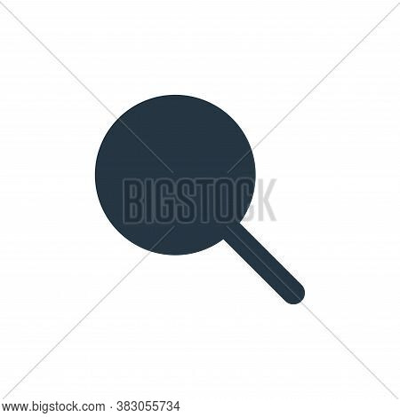search icon isolated on white background from interface essentials collection. search icon trendy an