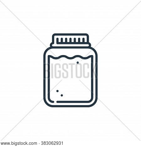 mustard icon isolated on white background from food and drinks allergy collection. mustard icon tren