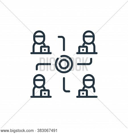 classroom icon isolated on white background from digital learning collection. classroom icon trendy