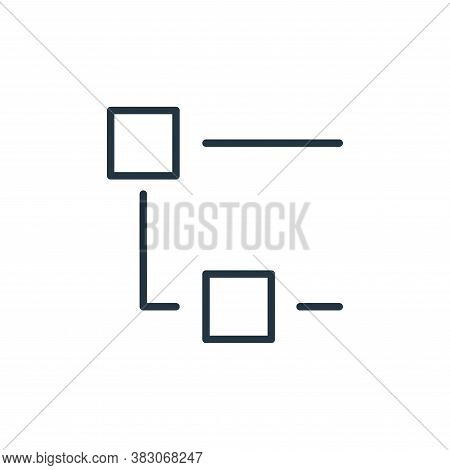 layers icon isolated on white background from user interface collection. layers icon trendy and mode