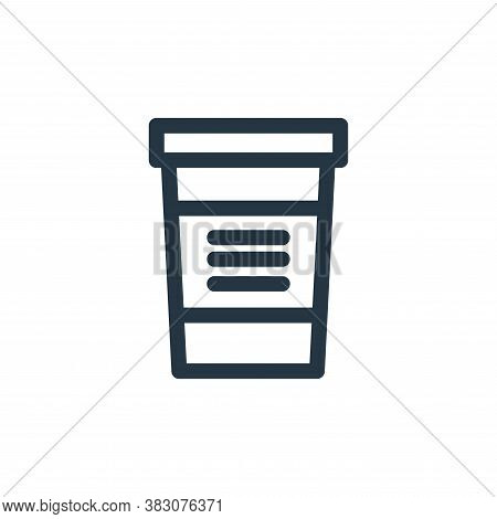 takeaway icon isolated on white background from miscellaneous collection. takeaway icon trendy and m
