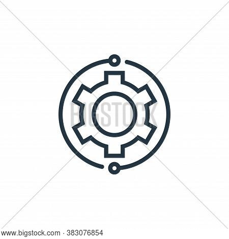 development icon isolated on white background from business marketing collection. development icon t