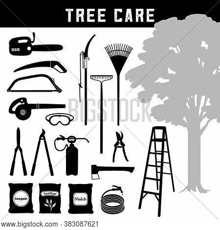 Tree Care, Do It Yourself Maintenance Tools And Supplies For Trees, Orchard, Arbor And Garden