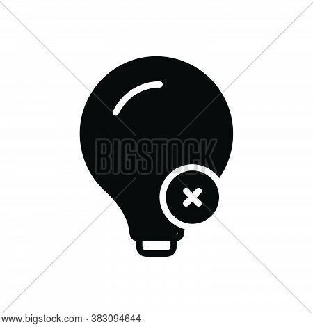 Black Solid Icon For Darkness Dark Nightfall Blackness Murk Night Mirk Nigritude Obscurity Twilight