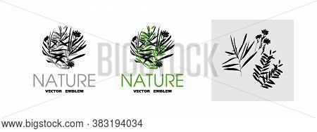 Logo Design-logo For Yoga Classes, Medical Centers, Pharmacies, Natural And Organic Food And Packagi