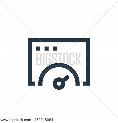 website icon isolated on white background from marketing collection. website icon trendy and modern