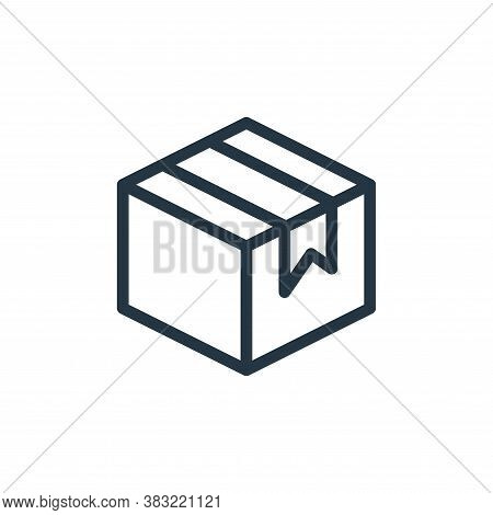 product icon isolated on white background from ecommerce shopping collection. product icon trendy an