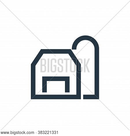 mill icon isolated on white background from nature collection. mill icon trendy and modern mill symb