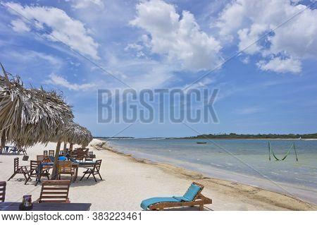 Jericoacoara, Tropical Beach View, Brazil, South America