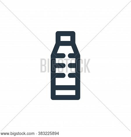 cold drink icon isolated on white background from fitness collection. cold drink icon trendy and mod