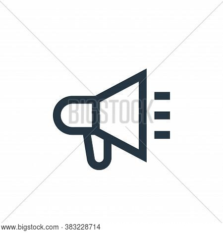 product promotion icon isolated on white background from marketing collection. product promotion ico