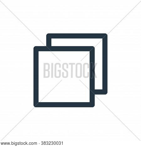 dual icon isolated on white background from smartphone ui ux part collection. dual icon trendy and m
