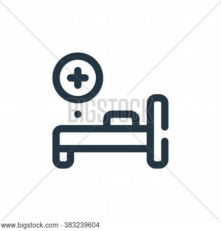 medicine icon isolated on white background from labour day collection. medicine icon trendy and mode