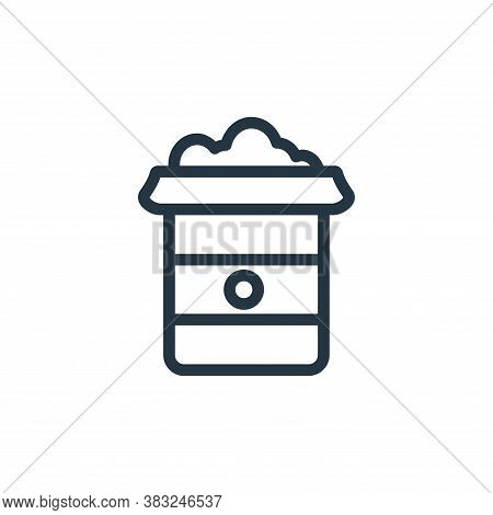 cereal icon isolated on white background from food and drinks collection. cereal icon trendy and mod
