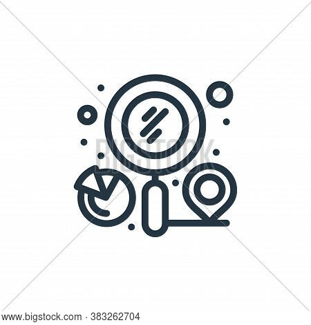 finder icon isolated on white background from management collection. finder icon trendy and modern f