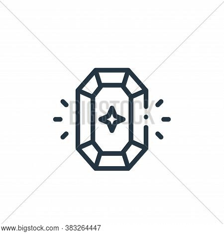 magic icon isolated on white background from magic collection. magic icon trendy and modern magic sy