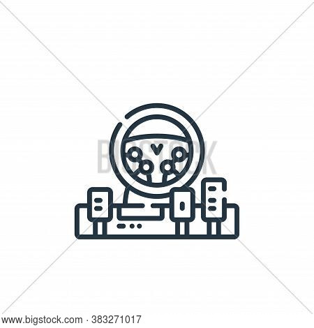 drive icon isolated on white background from esports collection. drive icon trendy and modern drive