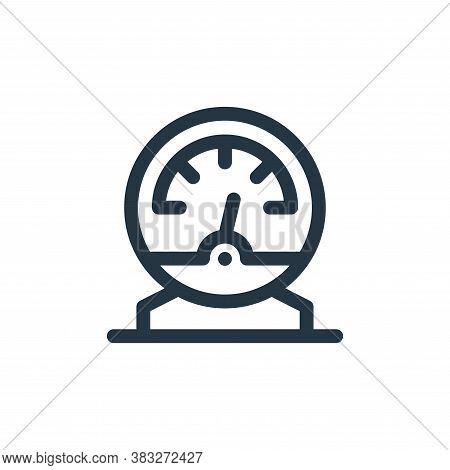 radiation icon isolated on white background from nuclear energy collection. radiation icon trendy an