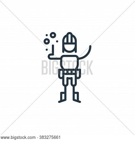 worker icon isolated on white background from graphic design collection. worker icon trendy and mode