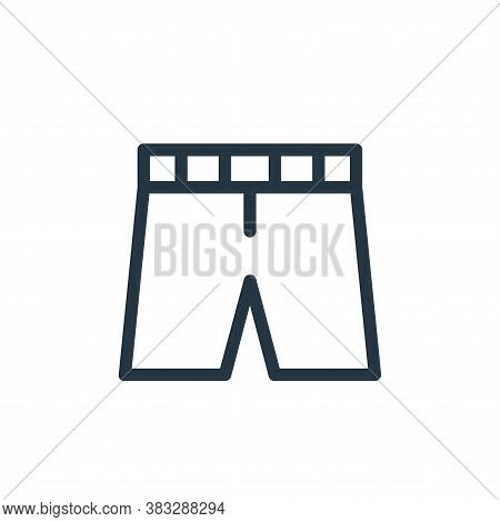 pant icon isolated on white background from ecommerce line collection. pant icon trendy and modern p