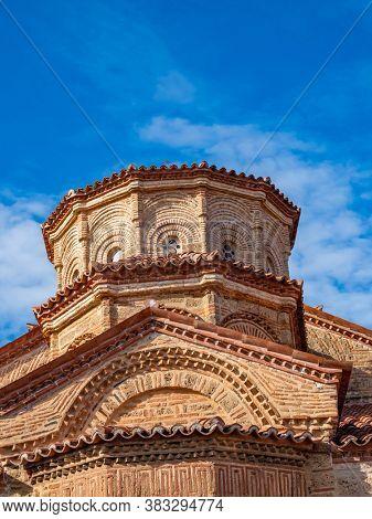 indide the Monastery of Great Meteoron