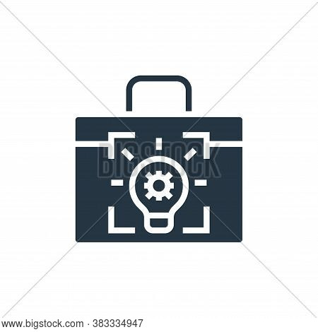 concept icon isolated on white background from business model canvas collection. concept icon trendy