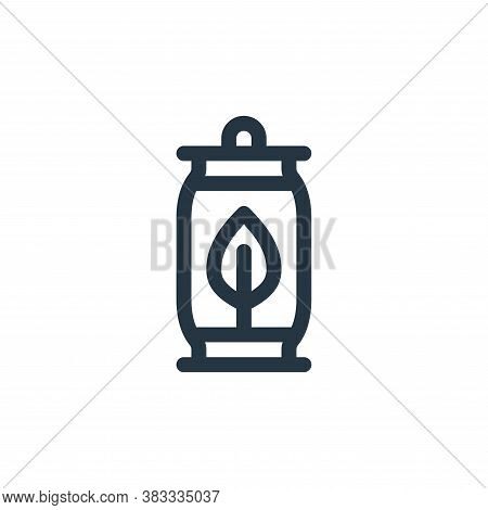 can icon isolated on white background from sustainable energy collection. can icon trendy and modern